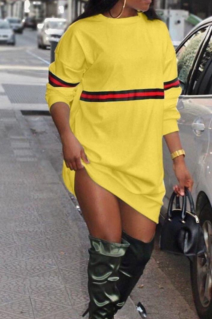 Rochie Porscha Yellow SS0001
