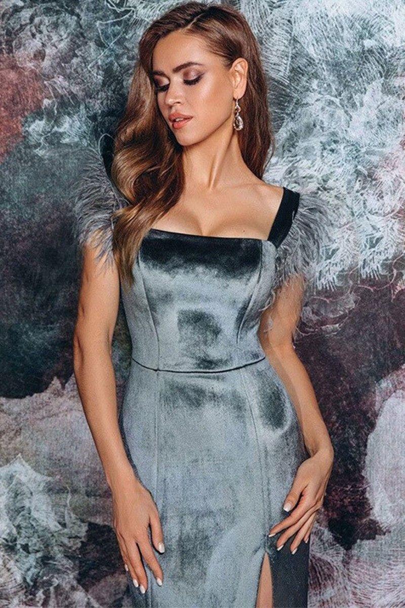 Rochie Luxury Fleur XX0245G