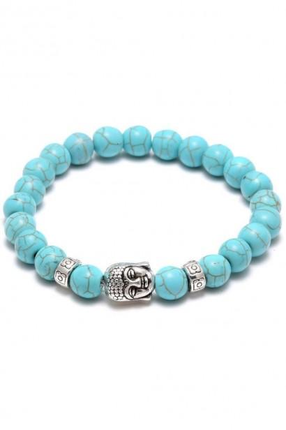 Bratara Buddha Exquisite Blue  - 1
