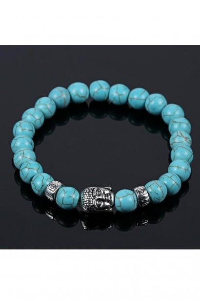 Bratara Buddha Exquisite Blue  - 3