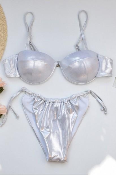 Costum de baie din două piese Lexi Shine  - 1