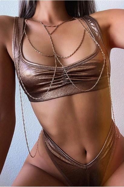 copy of Costum de baie Luxury Gold SCS_40  - 4