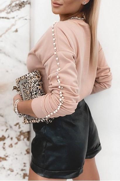 Bluza Scarlet Pearls - Pink  - 3