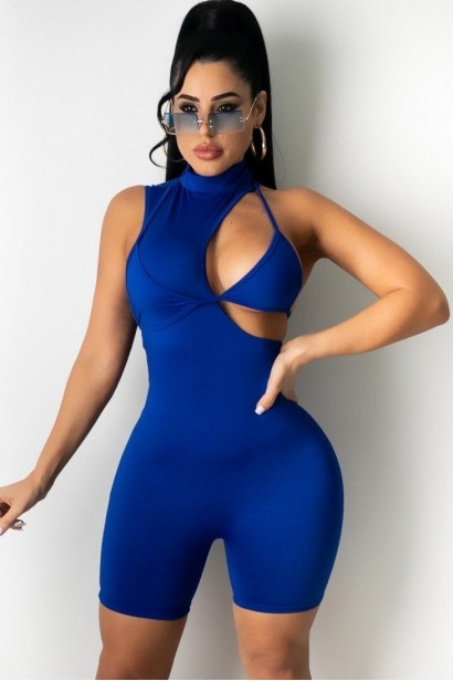 Salopeta Kamala Blue  - 1
