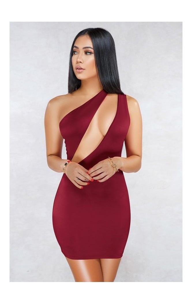 Rochie Kayla S10020R  - 1