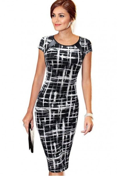 Rochie Office O00341  - 1