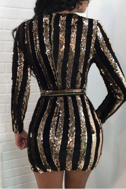 Rochie Exclusive Rose Gold X00991  - 1