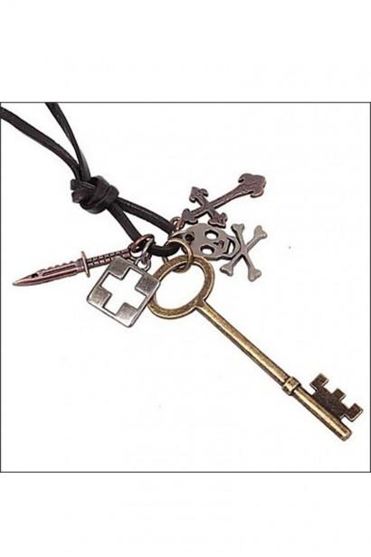 Colier Keys C010  - 1
